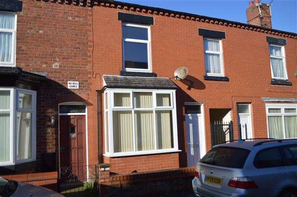 3 Bedrooms Terraced House for sale in Temperance Street, Chorley, Chorley