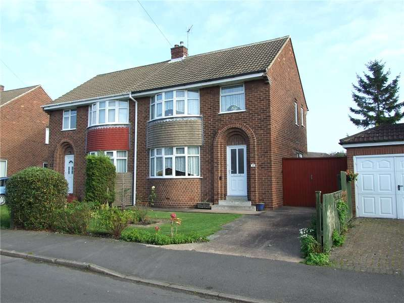 3 Bedrooms Semi Detached House for sale in Chapel Lane, Spondon, Derby, Derbyshire, DE21