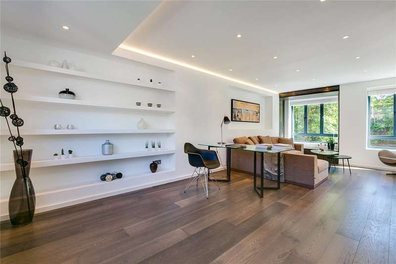 3 Bedrooms Terraced House for sale in Moscow Road, London, W2