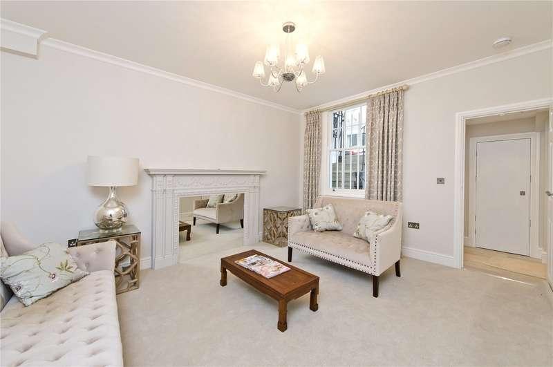 1 Bedroom Flat for sale in Cheniston Gardens, London, W8