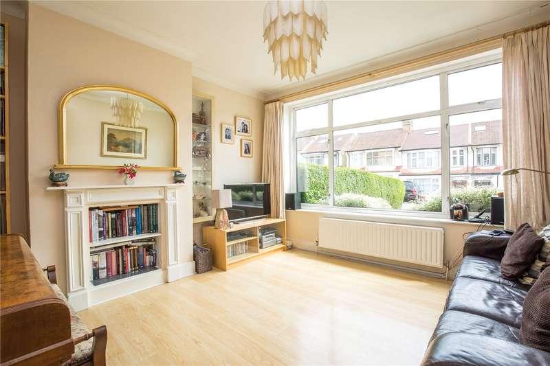 4 Bedrooms End Of Terrace House for sale in Bohun Grove, East Barnet, Hertfordshire, EN4