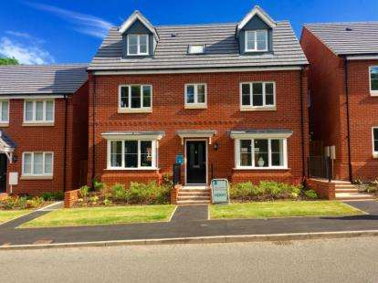 4 Bedrooms Detached House for sale in Maple Grove, Huncote Road, Narborough, Leicester