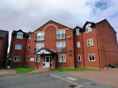 2 Bedrooms Flat for sale in Chesterton Court, Chester, Cheshire, CH2
