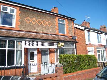 3 Bedrooms Semi Detached House for sale in St. Georges Road, Winsford, Cheshire, England, CW7