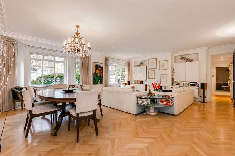 3 Bedrooms Flat for sale in Addisland Court, Holland Villas Road, W14