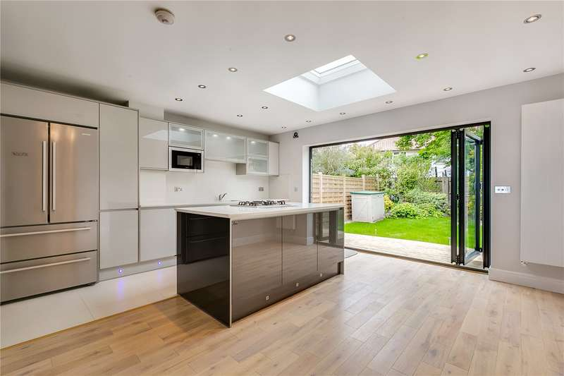 4 Bedrooms Terraced House for sale in Boileau Road, London, SW13