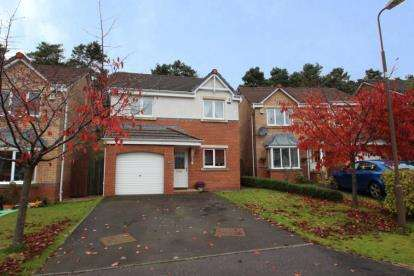 3 Bedrooms Detached House for sale in Curlew Brae, Livingston