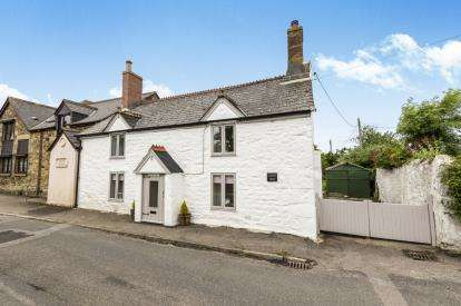 2 Bedrooms Semi Detached House for sale in Illogan, Redruth, Cornwall