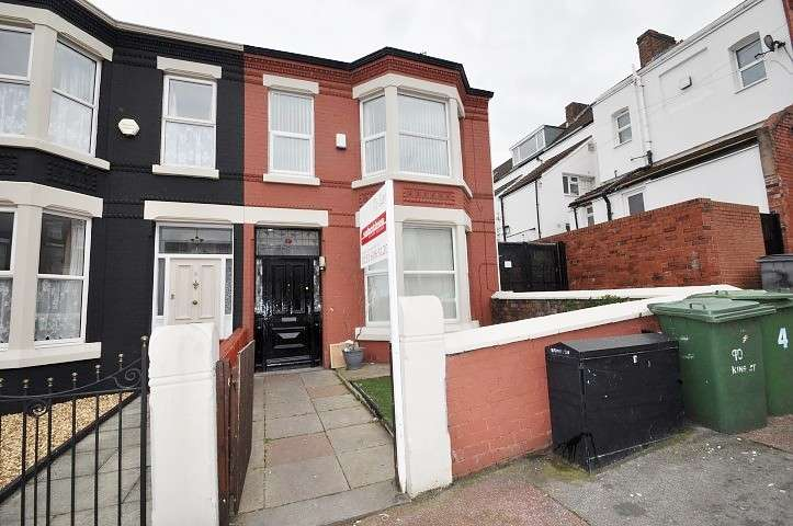 3 Bedrooms House for sale in St Vincent Road, Wallasey