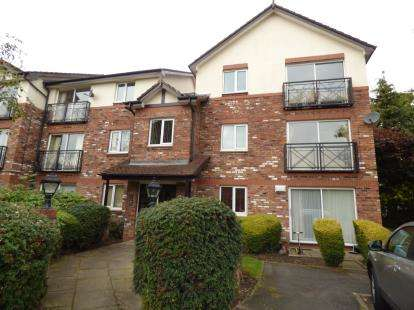 2 Bedrooms Flat for sale in Home Farm Avenue, Macclesfield, Cheshire