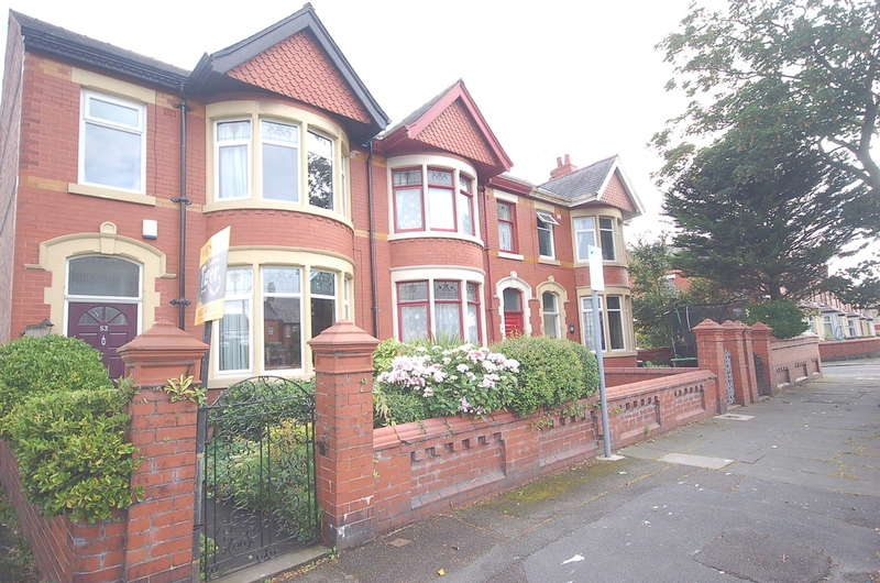 3 Bedrooms Semi Detached House for sale in Bryan Road, Blackpool