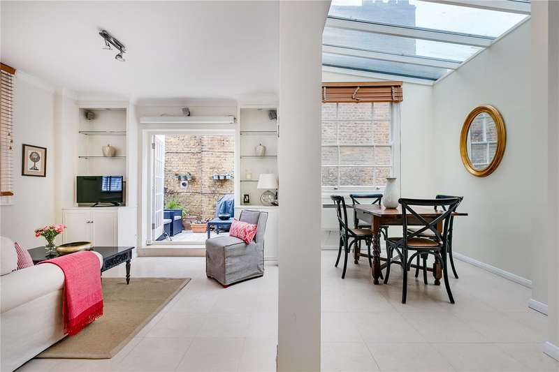 2 Bedrooms Flat for sale in Sutherland Street, London, SW1V
