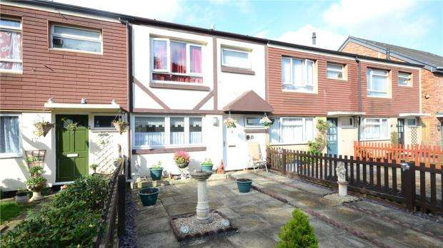 3 Bedrooms Terraced House for sale in Strathy Close, Reading, Berkshire