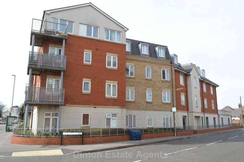 2 Bedrooms Flat for sale in Forton Lodge, Gosport