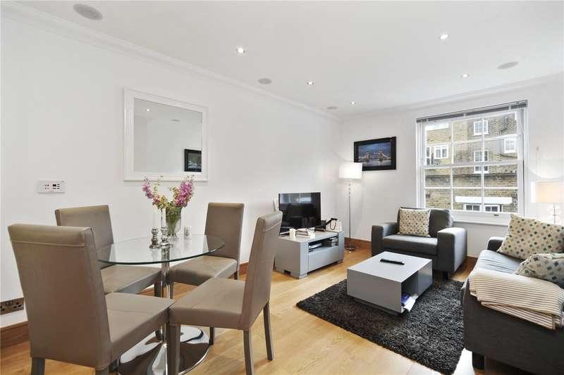 1 Bedroom Flat for sale in Durweston Street, London, W1H