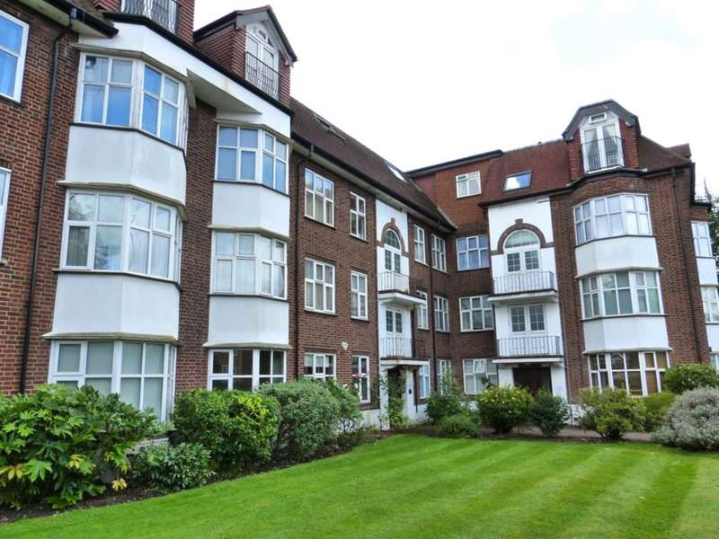 3 Bedrooms Apartment Flat for sale in Queens Road, Hendon
