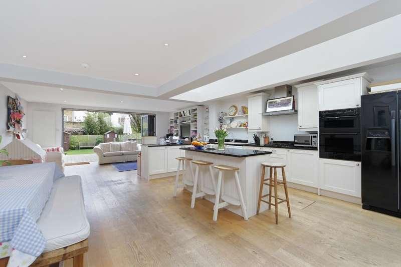 4 Bedrooms Terraced House for sale in Langthorne Street, London, SW6