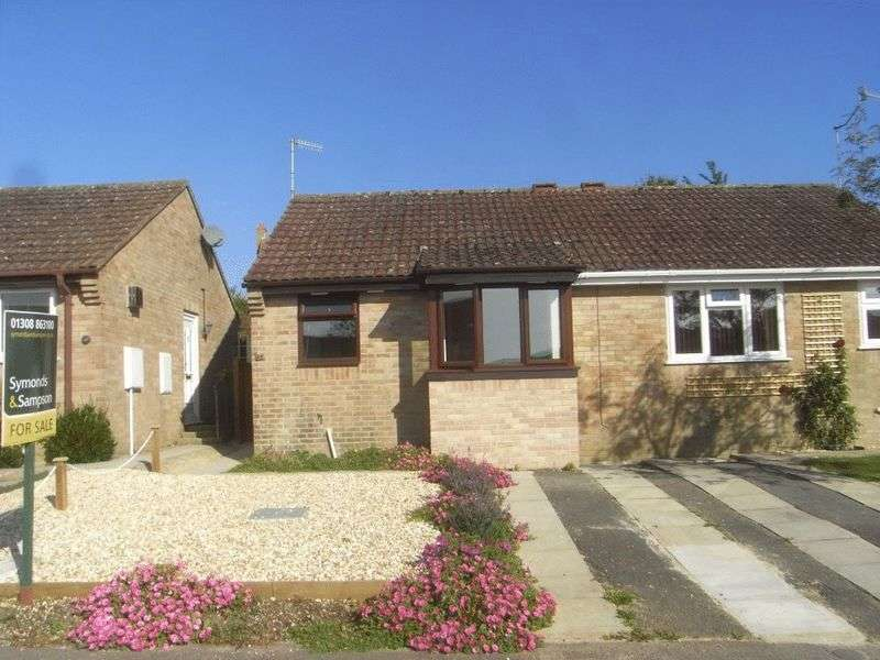 2 Bedrooms Semi Detached Bungalow for sale in St. James, Beaminster