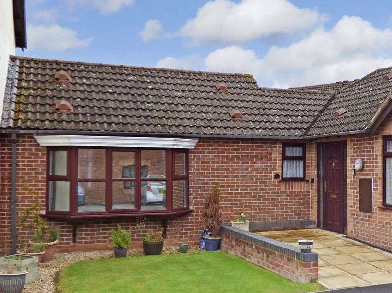 2 Bedrooms Retirement Property for sale in Fairfield Gardens, Honiton, EX14 1DW