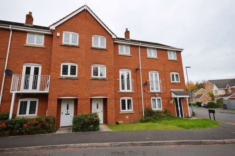 5 Bedrooms Mews House for sale in Cloughwood Way, Tunstall