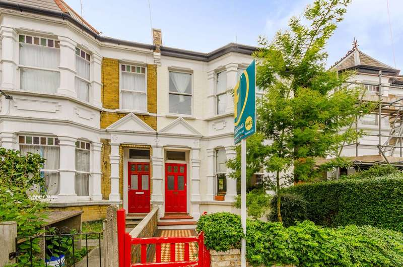 5 Bedrooms House for sale in Crescent Road, Alexandra Park, N22