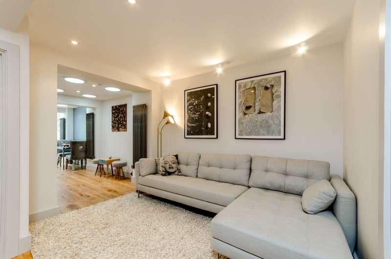 2 Bedrooms Flat for sale in Moffat Road, Thornton Heath, CR7