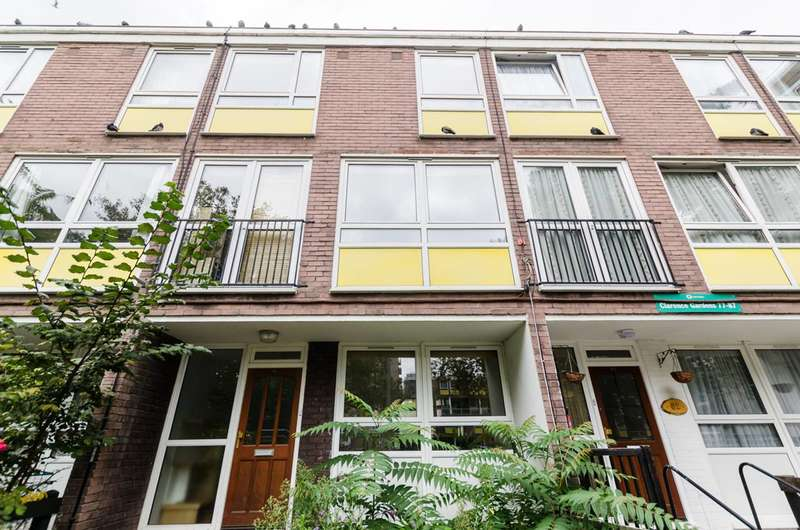 4 Bedrooms Maisonette Flat for sale in Clarence Gardens, Euston, NW1