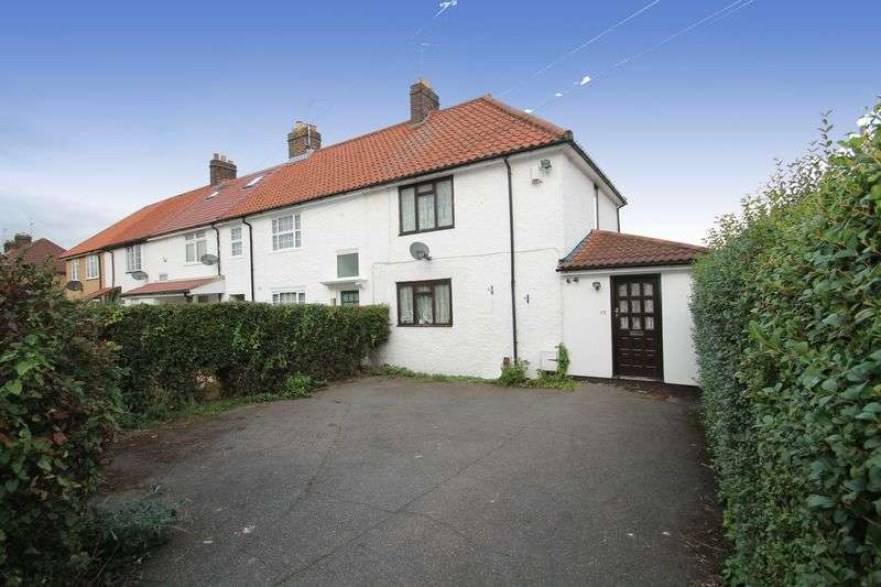 4 Bedrooms Semi Detached House for sale in Minet Drive, Hayes