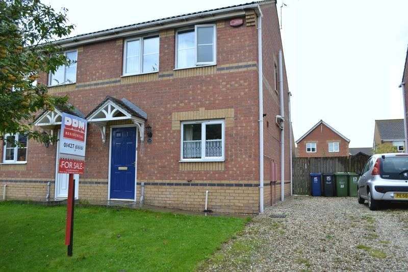3 Bedrooms Semi Detached House for sale in Bowling Green Road, Gainsborough