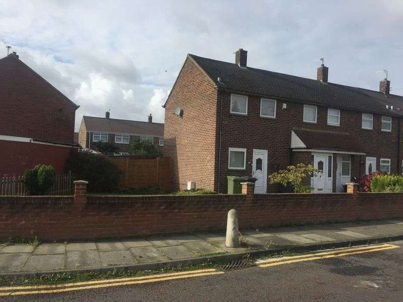 2 Bedrooms Terraced House for sale in Melbourne Gardens, South Shields