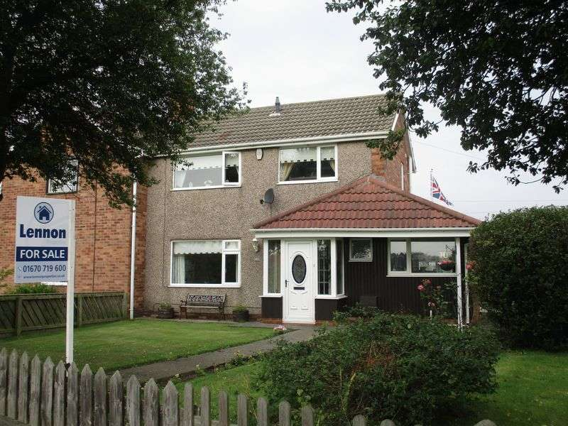 2 Bedrooms Semi Detached House for sale in Whitdale Avenue, Blyth