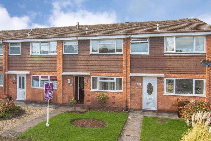 3 Bedrooms Terraced House for sale in Dovecote Road, Bromsgrove