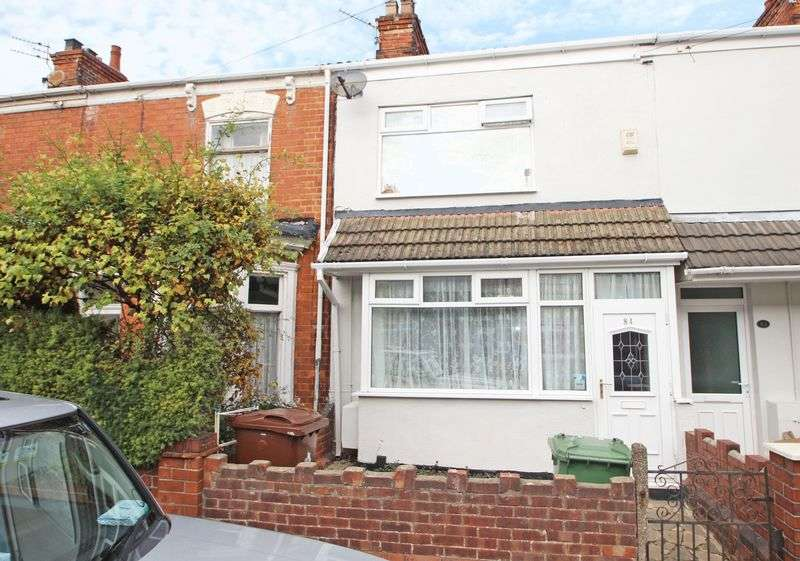 2 Bedrooms Terraced House for sale in BENTLEY STREET, CLEETHORPES