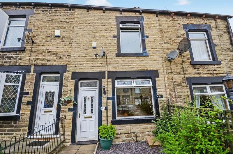 3 Bedrooms Terraced House for sale in 44 St. Johns Road, Barnsley, S70 1QU