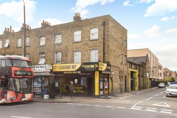 2 Bedrooms Maisonette Flat for sale in Old Kent Road, London