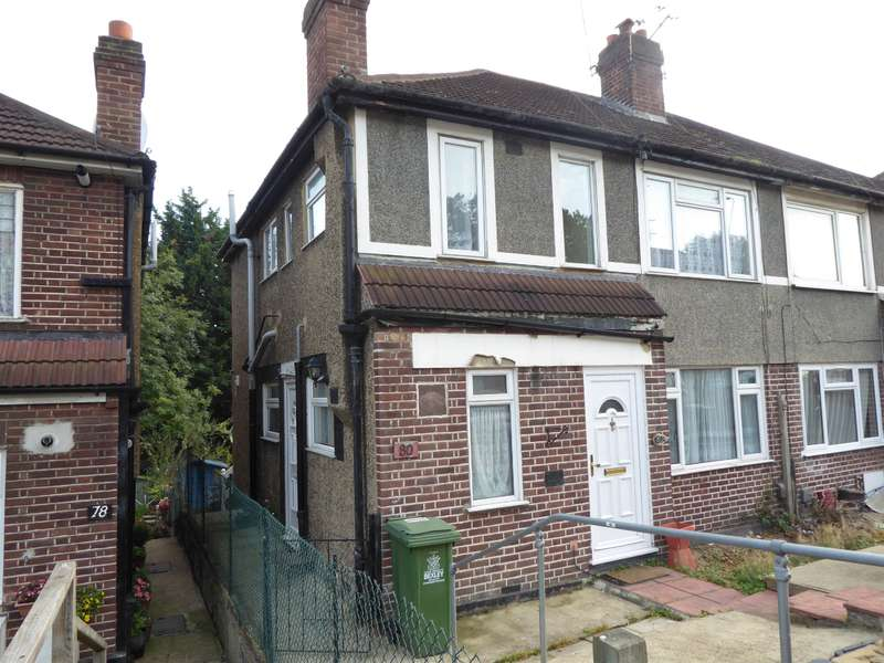 2 Bedrooms Maisonette Flat for sale in Holly Hill Road, Erith, Kent , DA8 1QD