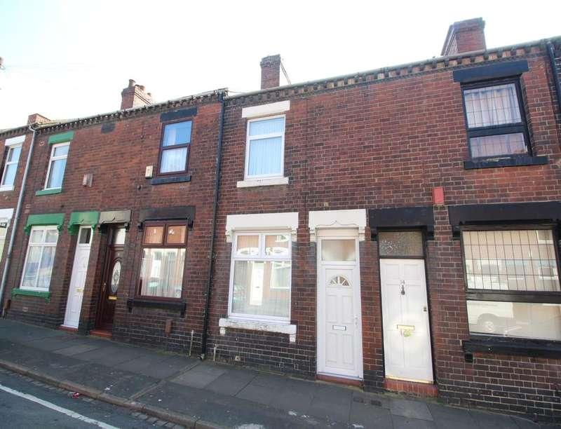 2 Bedrooms Property for sale in Nash Peake Street, Tunstall, Stoke-On-Trent, ST6