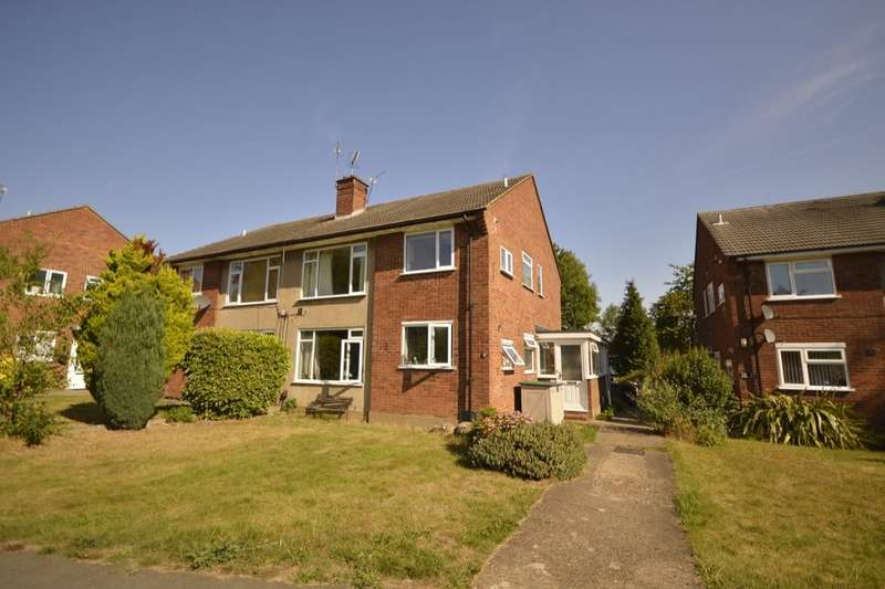 2 Bedrooms Flat for sale in Lych Gate, Watford, WD25