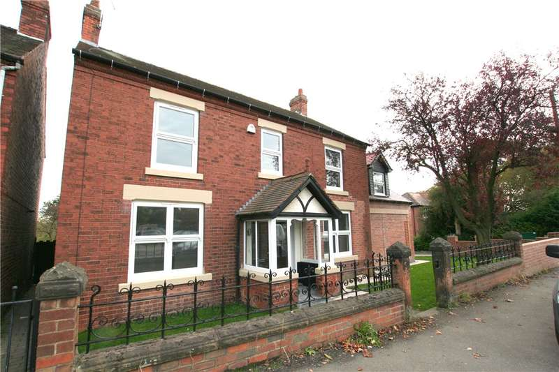5 Bedrooms Detached House for sale in Main Road, Smalley, Ilkeston, Derbyshire, DE7