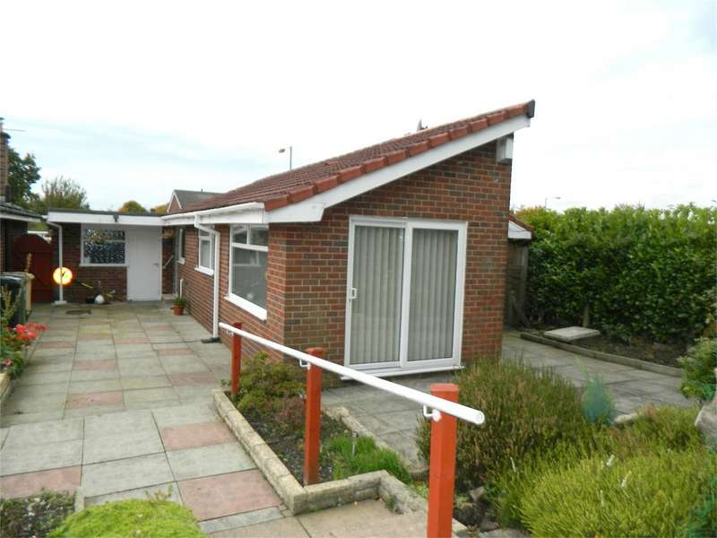 2 Bedrooms Detached Bungalow for sale in Hough Fold Way, Harwood, Bolton, Lancashire