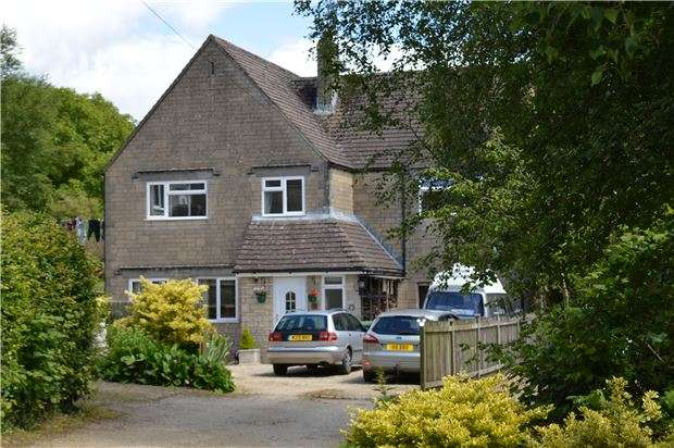 4 Bedrooms Detached House for sale in The Birches, Oakridge Lynch, Gloucestershire, GL6 7NZ