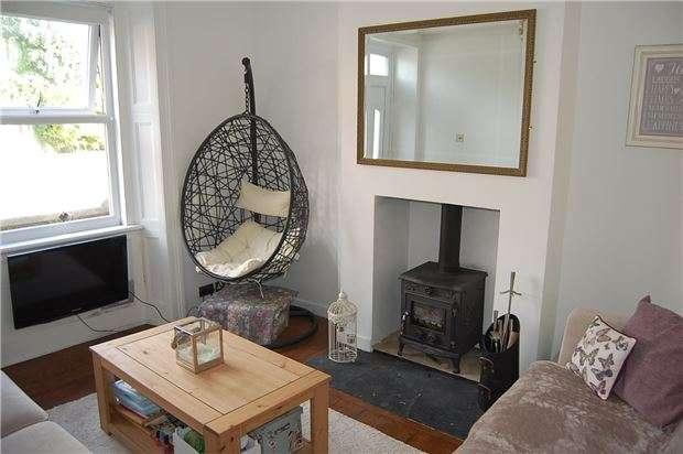 2 Bedrooms Terraced House for sale in Westward Road, Ebley, Stroud, Gloucestershire, GL5 4SX
