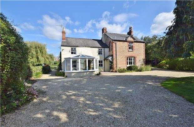 5 Bedrooms Detached House for sale in Gorsley, ROSS-ON-WYE, Herefordshire, HR9 7SJ