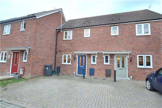 2 Bedrooms Terraced House for sale in Portreath Way Kingsway, Quedgeley, GLOUCESTER, GL2 2FF