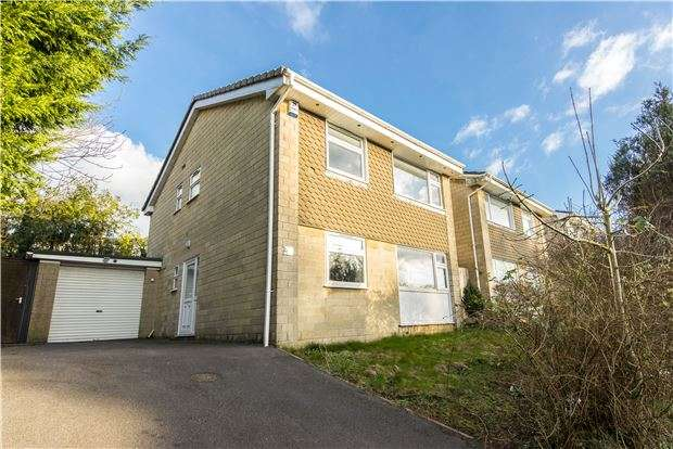 4 Bedrooms Detached House for sale in Entry Hill Park, BATH, BA2