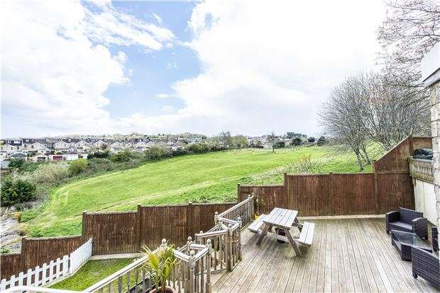 4 Bedrooms End Of Terrace House for sale in Hillcrest Drive, BATH, BA2