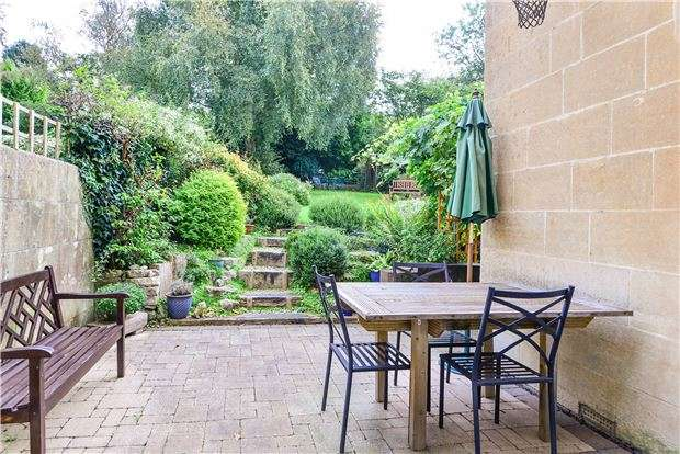 4 Bedrooms Semi Detached House for sale in Hensley Road, BATH, Somerset, BA2 2DR