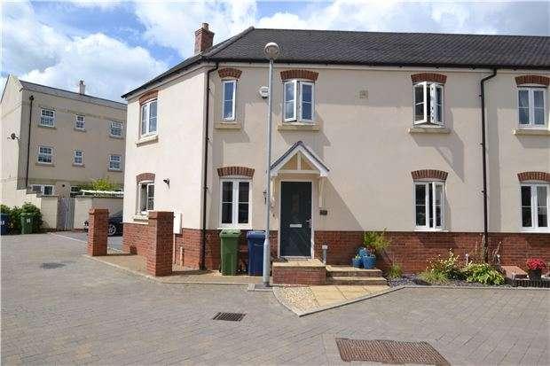 3 Bedrooms Semi Detached House for sale in Linden Close, Brockworth, GLOUCESTER, GL3 4GH
