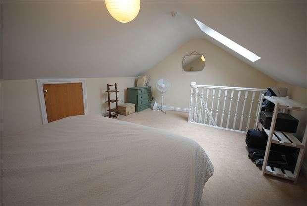1 Bedroom Maisonette Flat for sale in Vauxhall Villas, Walter Street, Bristol, BS3 1SY
