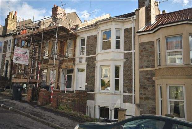 3 Bedrooms Terraced House for sale in Holmesdale Road, Victoria Park, Bristol, BS3 4QN